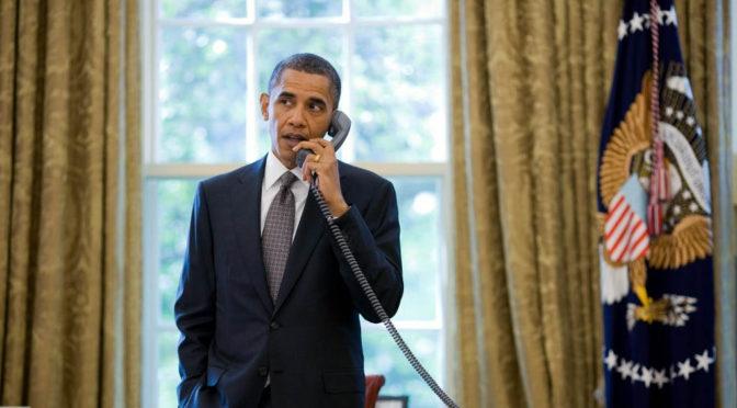 Obama lovar reformer trots krisen
