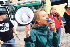 Katri Immonen. Foto: Janne Wass