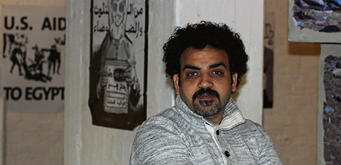 Det våras för den arabiska konsten