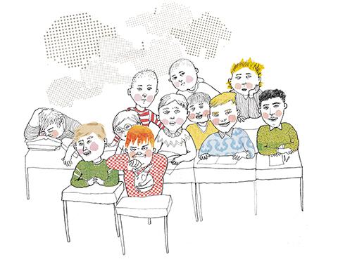 Att uppmärksamma pojkar i skolan
