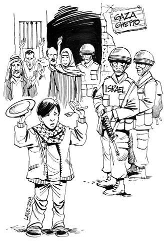 Debatt: Läget i Gaza