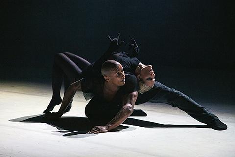 Om den dansande kroppens begåvning