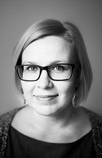 Tre frågor om nakenkonst till Hanna Nyman, festivaldirektör för Baltic Circle