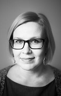 Hanna Nyman. Foto: Tani Simberg
