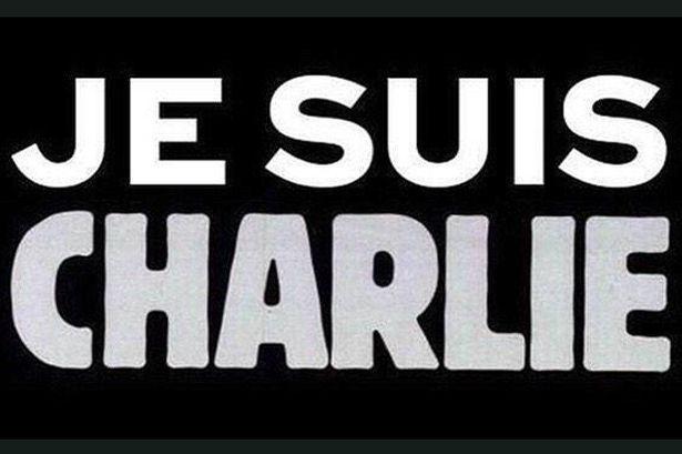 Vi står med Charlie Hebdo