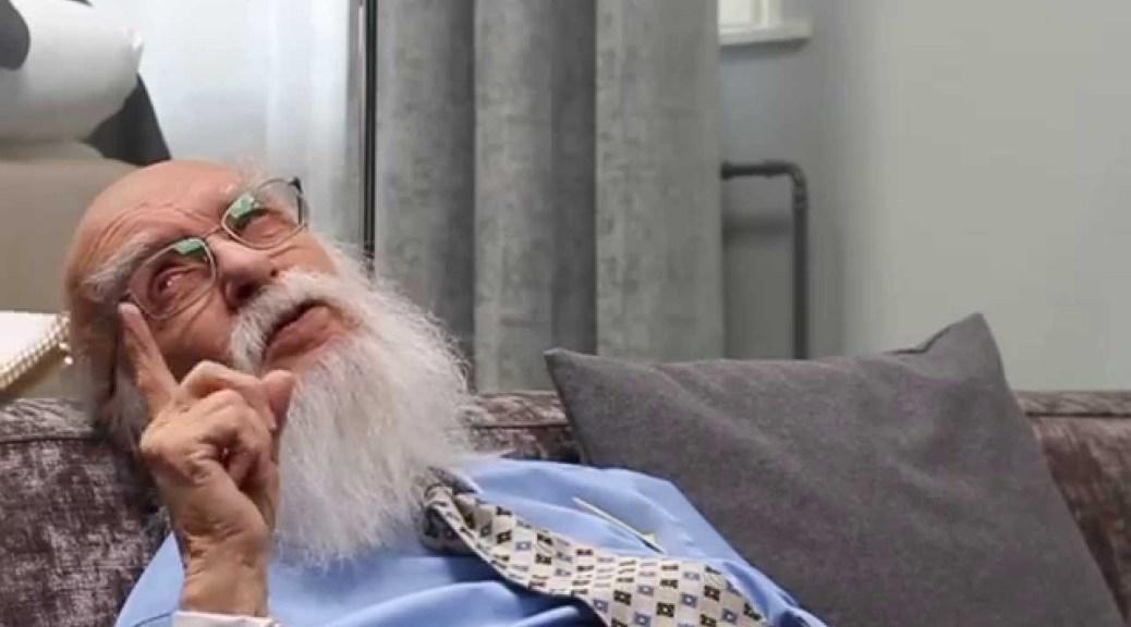 James Randi in Helsinki (Ny Tid interview)