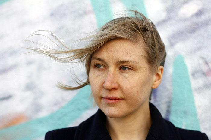 Ilona Jäntti. Foto: Janne Wass
