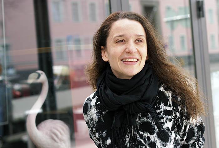 Noora Dadu. Foto: Sonja Mäkelä