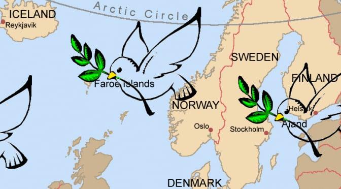 Nordisk fred och dagens konflikter