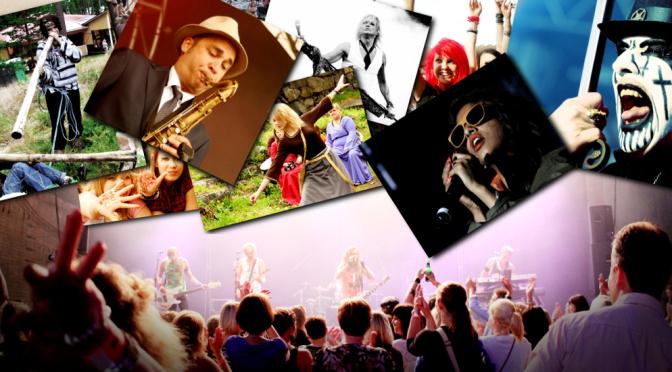 Gå på festival med Ny Tid!