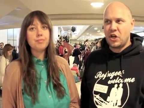 Haglund och Koivulaakso: Protesten fortsätter!