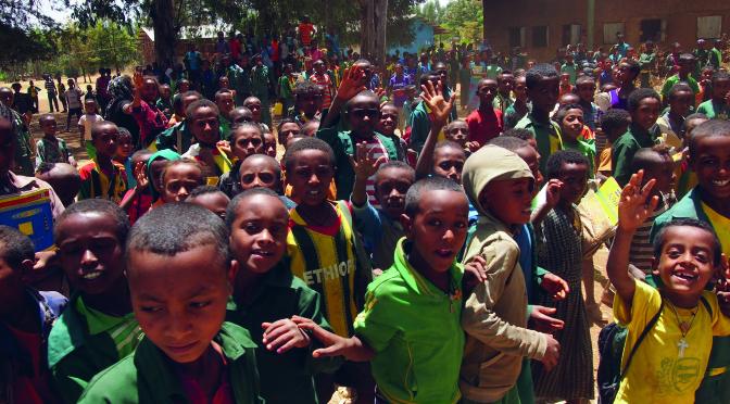 Brev från Kenya: Mot nya mål för utbildning