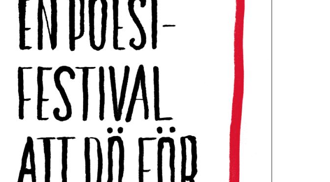 En poesifestival att dö för
