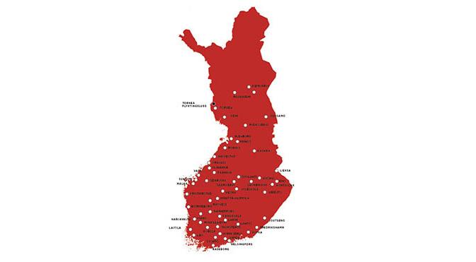Välkommen till Finland
