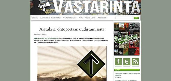 Debatt: det fascistiska våldet i Finland