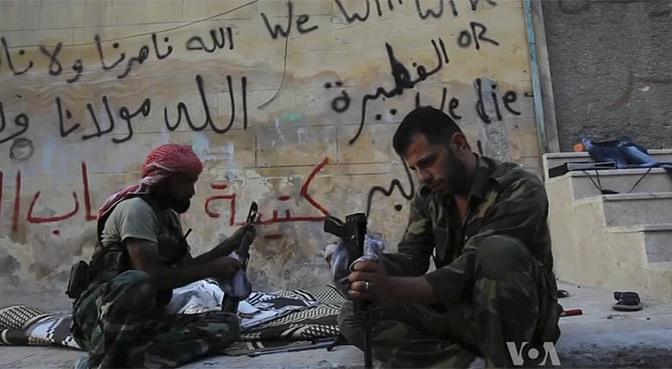 Den gordiska knuten i Syrien