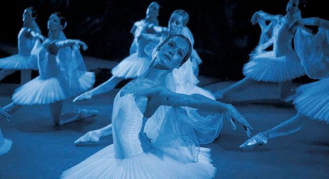Djinner och balett