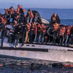 syrien irak flyktingar medelhavet migration wiki c