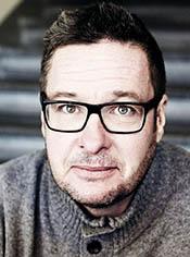 Kristian Lundberg.