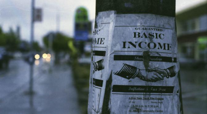 Kan basinkomsten rädda socialdemokratin?