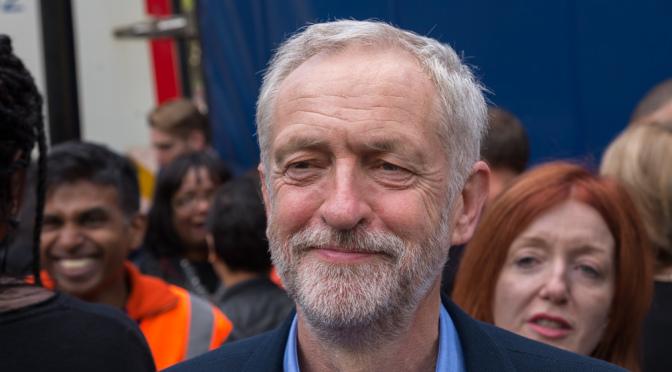 Kamrat Corbyn – den brittiska vänsterns nya hopp