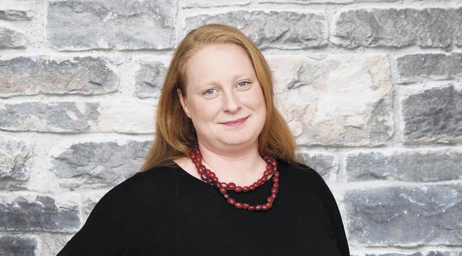 Tre frågor till Johanna Eurakoski