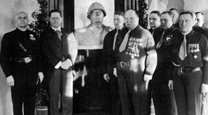 Fascismen i Finland  var och förblir utbredd