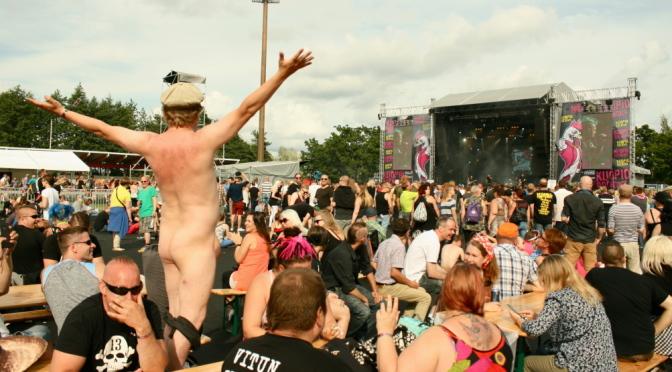 På jakt efter klassisk rockfestival