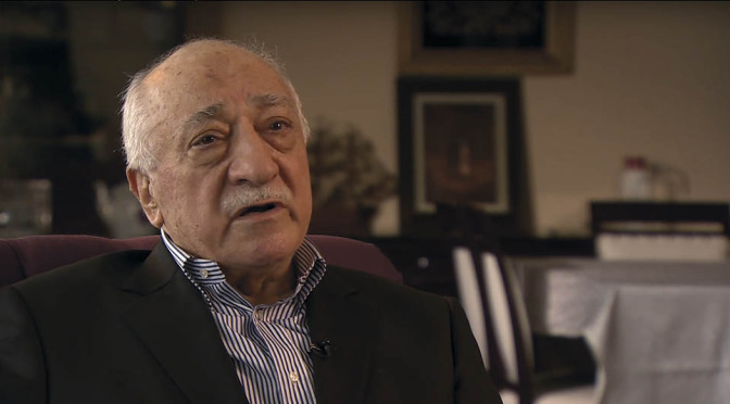 Vem stod bakom kuppen i Turkiet?