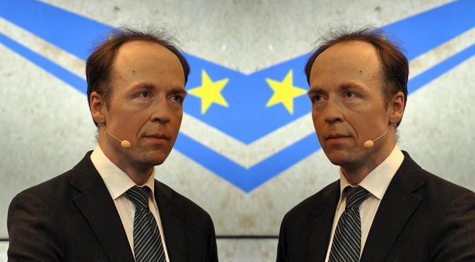 Brev till MEP Jussi Halla-Aho