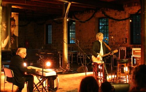 M.A. Numminen och Pedro Hietanen har uppträtt i Finland förut.