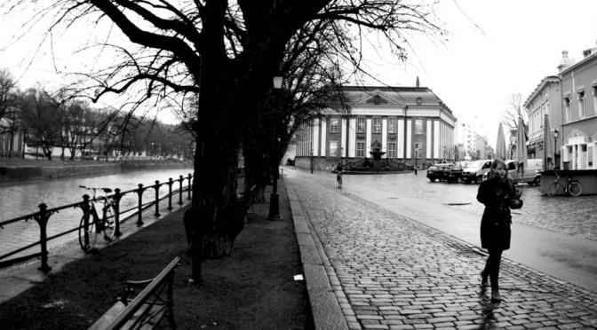 Maktstrukturer och antaganden i Åbos stadsrum