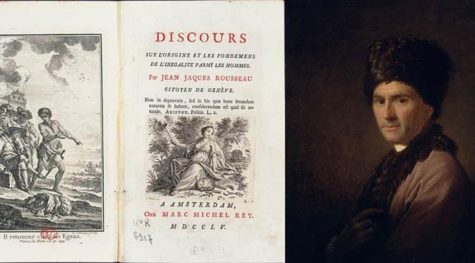 Maten, rationaliteten och Rousseau
