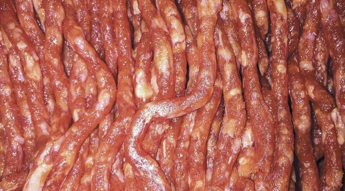 Manlighet, kött och veganism