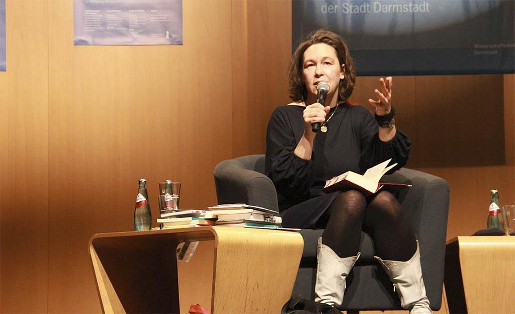 Monika Rinck. Foto: Wikimedia Commons.