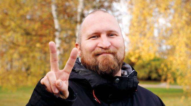 Finlands främsta protestsångare