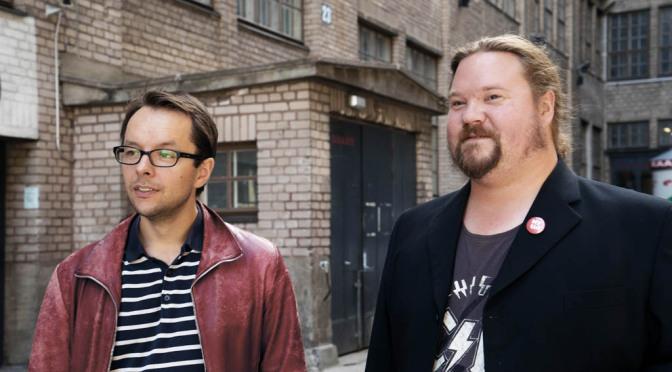 Premiär för Ny Tid-film på söndag