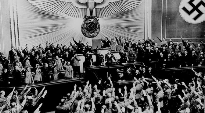 Nationalsocialismen i realtid