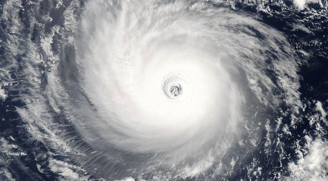 Ett år av orkaner