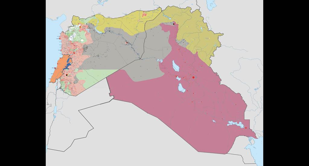 karta irak syrien libanon krig webb