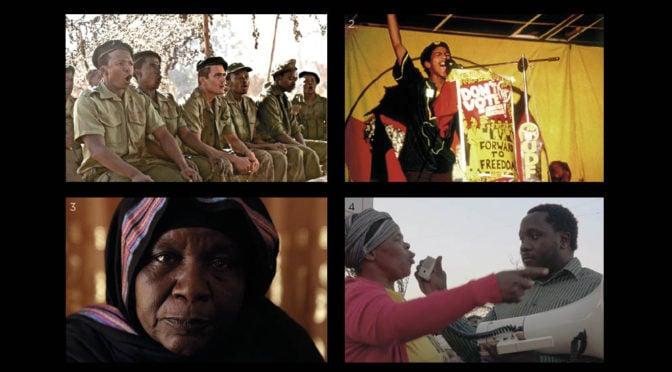 Afrika speglar sig i film