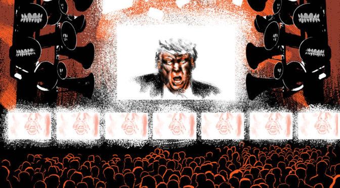Hur Breitbart satte tonen för USA:s presidentval