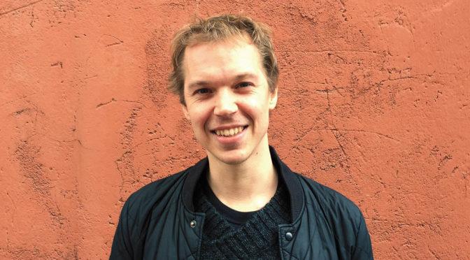 Tre frågor till Jonas Welander