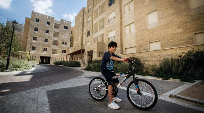 Rawabi – drömmen om ett hem i Palestina