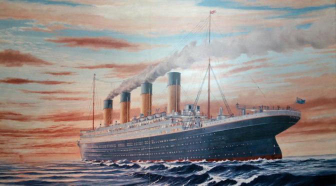 Ombord på Titanic
