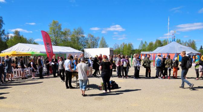 Arbete och patriarkat på Sodankylä