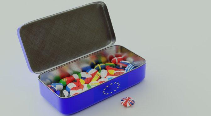 Ingen Fixitefter Brexit