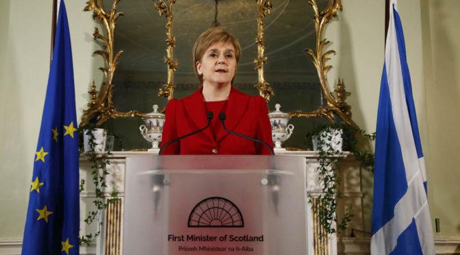 Skottlandi limbo