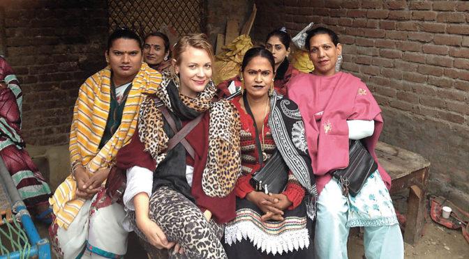 Mitt i Indiens feministiska kamp