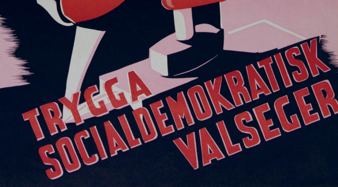 Förtjänstfullt om socialdemokratins kräftgång